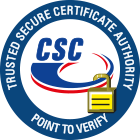 CSC Trusted Secure Certificate Authority